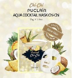 Mặt nạ dưỡng da Puclair Aqua Cocktail Mask Chi - Chi Hàn Quốc