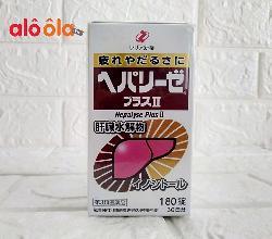 Viên bổ gan Liver Hydrolysate 180 viên Nhật Bản chính hãng