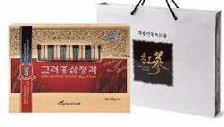 Hồng Sâm Củ Tẩm Mật Ong Hộp 8 Củ Hàn Quốc Chính Hãng Mẫu Mới