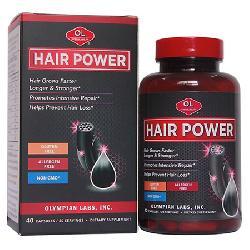 Hair Power hộp 40 viên - Viên uống hỗ trợ mọc tóc số 1 của Mỹ