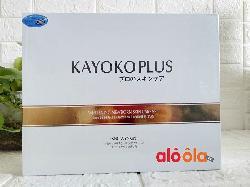 Bộ mỹ phẩm trị nám da Kayoko Plus Nhật Bản