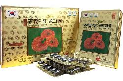 Viên linh chi KGS Korean Linhzhi Mushroom Extract Gold Capsule