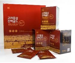 Nước hồng sâm Deadong hộp 60 gói Hàn Quốc chính hãng