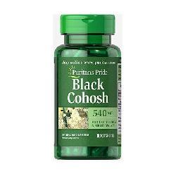 Black Cohosh 540 mg Puritans pride điều hòa nội tiết tố nữ lọ 100 viên