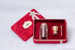 Nhụy hoa nghệ tây Saffron Bahraman set quà 6 gram