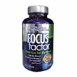 Focus Factor Nutrition For The Brain 150 viên - Vitamin cho não bộ của Mỹ