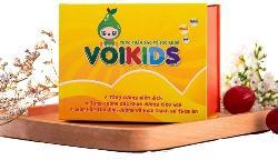 Cốm ăn ngon Voikids - Giúp bé ăn ngon ngủ ngoan