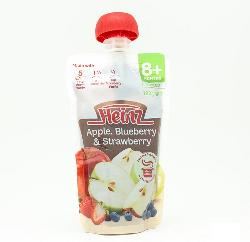 Heinz Apple Blueberry & Strawberry túi 120g