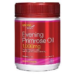 Tinh dầu hoa anh thảo Microgenics Evening Primrose Oil 1000mg