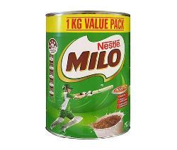 Sữa bột của Úc Nestle Milo hộp 1kg