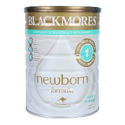 Blackmores Newborn Formula số 1 hộp 900g Úc cho trẻ dưới 6 tháng tuổi
