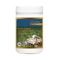 Tinh chất hàu Vitatree Oyster Extract 90 viên của Úc