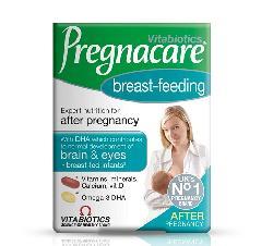 Vitamin tổng hợp Vitabiotics Pregnacare Breast-feeding 84 viên của Anh