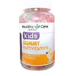 Kẹo dẻo cho bé Healthy Care Gummy Multivitamin 250 viên của Úc