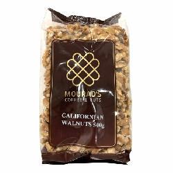 Hạt óc chó Mourads Coffee & Nuts - Californian Walnuts 500g của Úc