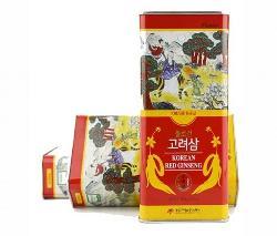 Hồng Sâm Củ Khô 300gr Daedong - Cao cấp thượng hạng của Hàn Quốc