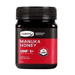 Mật ong Comvita Manuka Honey UMF 5+ 1kg New Zealand mẫu mới