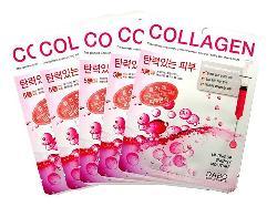 Mặt nạ collagen Dabo Hàn Quốc hộp 10 miếng