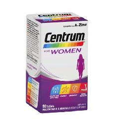 Vitamin tổng hợp Centrum cho nữ Centrum For Women 90 tablets
