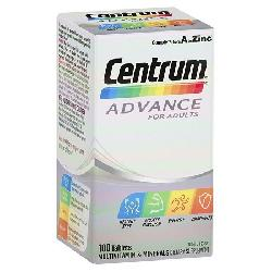 Vitamin tổng hợp Centrum Advance For Adults 100 tablets của Úc