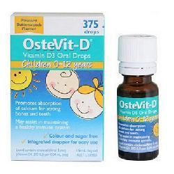 Ostevit -D Vitamin D3 Oral Drops hộp 15ml của Úc