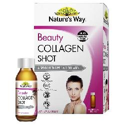 Collagen nước hộp thủy tinh Natures Way Beauty Collagen Shot 500ml