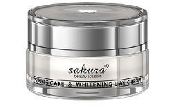 Kem giảm nám cao cấp ban ngày Sakura Spots Care & Whitening Day Cream