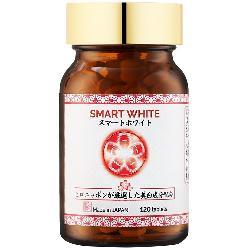 Viên uống trắng da Smart White Nhật Bản 120 viên