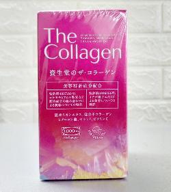 Shiseido the collagen Nhật Bản hộp 126 viên chính hãng