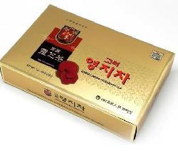 Trà linh chi đỏ Hàn Quốc Korean Lingshi Mushroom Tea 100 gói