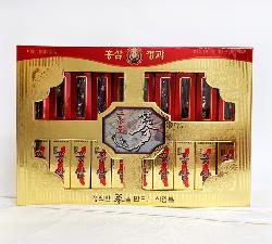 Sâm củ tẩm mật ong 300g (30g x 10 củ) - Korean Red Ginseng Gold 10P