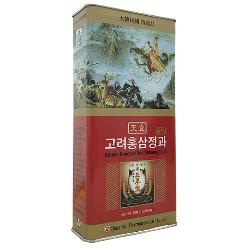 Hồng sâm củ tẩm mật ong Dongjin hộp thiếc 300g 8 củ Hàn Quốc