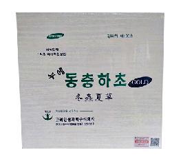 Đông trùng hạ thảo nước hộp gỗ Samsung thượng hạng Hàn Quốc chính hãng