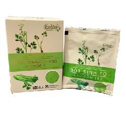 Bột sinh tố rau cần tây Isito hộp 10 gói x 4.5g