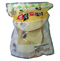 Nấm linh chi Uhak túi 1kg Hàn Quốc hàng chính hãng cao cấp