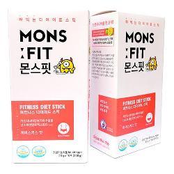 Siro giảm cân Monsfit Hàn Quốc - Monsfit Fitness Diet Stick