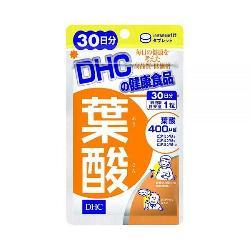 Viên uống Axit Folic cho bà bầu của DHC Nhật Bản 30 ngày