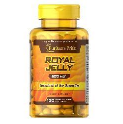Sữa ong chúa Royal Jelly 500 mg Puritan Pride lọ 120 viên