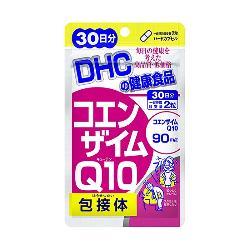 Viên uống Coenzyme Q10 DHC Nhật Bản 30 ngày chống lão hóa