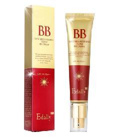 Kem nền Edally Ex Brightening Triple BB Cream làm sáng da gấp 3 lần