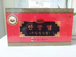 Thực phẩm chức năng an cung Hàn Quốc Ksu hộp 10 viên