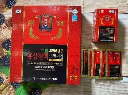 Nước ép hồng sâm 70ml x 30 gói Hàn Quốc cao cấp giá tốt nhất