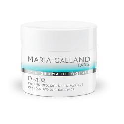 Cotton cân bằng, tẩy da chết Maria Galland D-410 Glycolic Acid Exfoliating Pads 60 miếng