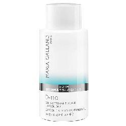 Gel rửa mặt, sáng da Maria Galland D-110 Glycolic Acid Cleansing Gel 125ml