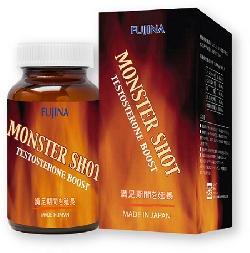 Viên uống Monster Shot tăng cường sinh lý nam