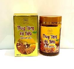 Đông trùng hạ thảo ngâm mật ong rừng VQC 300ml