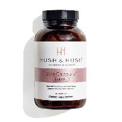 Viên uống Hush & Hush SkinCapsule Clear+ trị mụn tận gốc