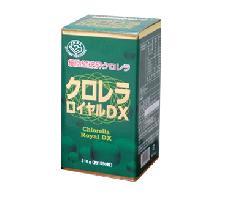 Tảo lục Chlorella Royal DX Nhật Bản 1550 viên chính hãng