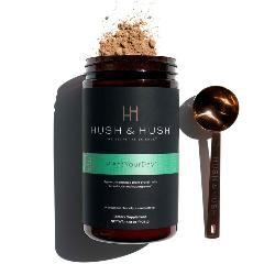 Bột protein thuần chay Hush & Hush Plant Your Day 402g