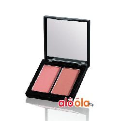 Phấn má hai màu The Nature Book Wanna Be Blusher Two Color Styling